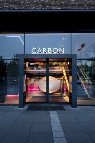 Carbon Hotel Genk - Different Hotels