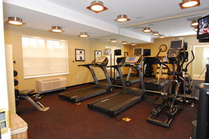 Fitness/ Exercise Room - TownePlace Suites by Marriott Arundel Mall Hanover