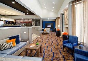 Lobby - Courtyard by Marriott Hotel Overland Park