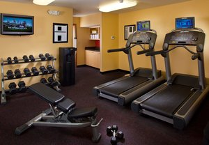 Fitness/ Exercise Room - TownePlace Suites by Marriott Harahan