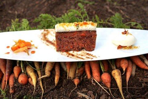 Carrot Dessert Hr