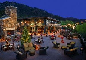 Exterior view - Broadmoor Resort Hotel Colorado Springs
