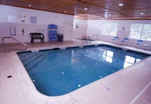 Fitness/ Exercise Room - Courtyard by Marriott Hotel Middlebury