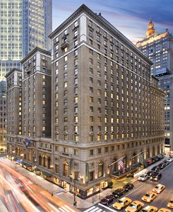 Exterior view - Roosevelt Hotel New York