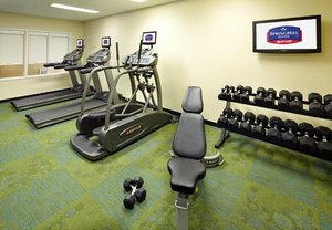 Fitness/ Exercise Room - SpringHill Suites by Marriott West Des Moines