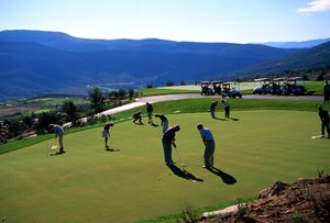 Golf - Ritz Carlton Club Hotel Vail