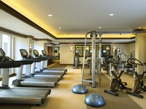 Fitness/ Exercise Room - Ritz Carlton Club Hotel Vail
