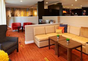 Lobby - Courtyard by Marriott Hotel Mendota Heights