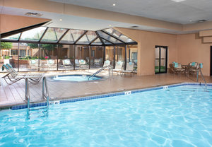 Fitness/ Exercise Room - Courtyard by Marriott Hotel Mendota Heights