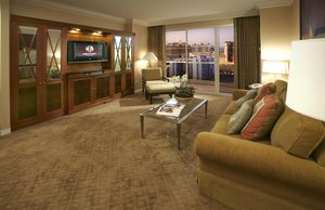 Two Bedroom Balcony Suite Mgm Signature
