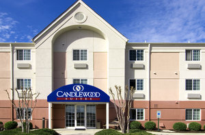 Exterior view - Candlewood Suites Hopewell