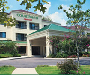 Exterior view - Courtyard by Marriott Hotel Cranbury