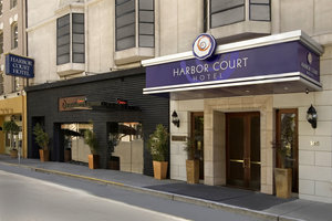 Exterior view - Harbor Court Hotel San Francisco