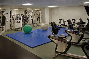 Fitness/ Exercise Room - Harbor Court Hotel San Francisco