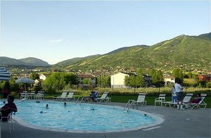 Pool - Holiday Inn Steamboat Springs