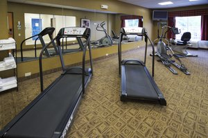 Fitness/ Exercise Room - Holiday Inn Express Quantico Dumfries