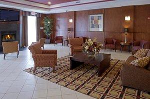 Lobby - Holiday Inn Express Quantico Dumfries