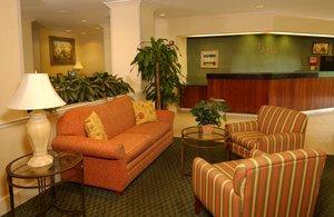 Lobby - Fairfield Inn by Marriott Airport Orlando