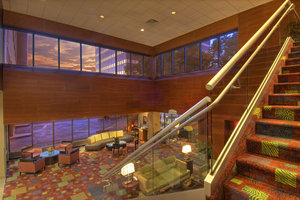 Lobby - Crowne Plaza Hotel Airport Bloomington