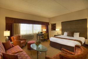 Room - Crowne Plaza Hotel Airport Bloomington