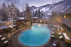 Pool - Molly Gibson Lodge Aspen