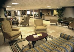 Lobby - Eisenhower Hotel Gettysburg