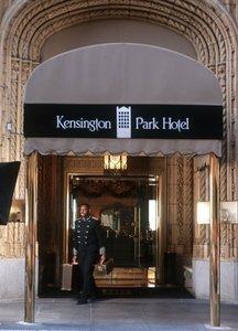 Exterior view - Kensington Park Hotel San Francisco
