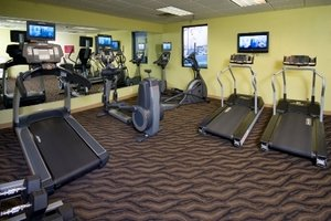 Fitness/ Exercise Room - Crowne Plaza Hotel Airport Indianapolis
