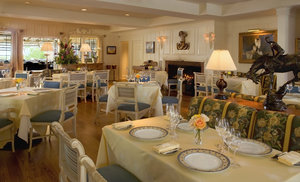 Restaurant - Wauwinet Inn Nantucket