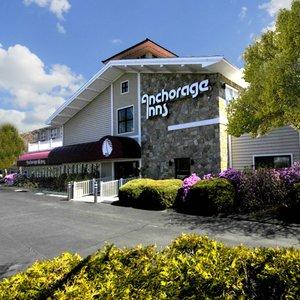 Exterior view - Anchorage Inn Portsmouth