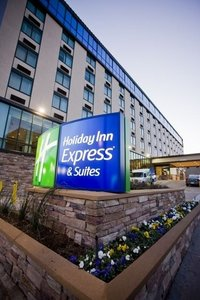 Exterior view - Holiday Inn Express Downtown Fort Worth