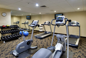Fitness/ Exercise Room - Holiday Inn South Plainfield