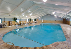 Pool - Holiday Inn South Plainfield