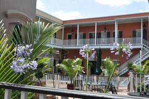 Pool - New Orleans Courtyard Hotel & French Quarter Suites