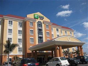 Exterior view - Holiday Inn Express Hotel & Suites Davenport