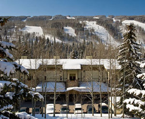 Exterior view - Lodge At Lionshead Vail