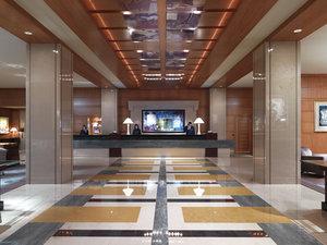 Lobby - Mandarin Oriental Hotel Boston