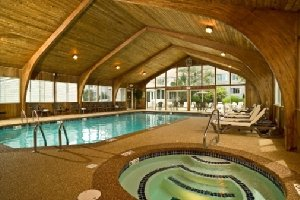 Pool - Rockport Inn & Suites