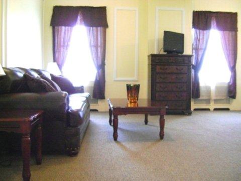 The George Washington Harry Truman Suite Parlor Ar