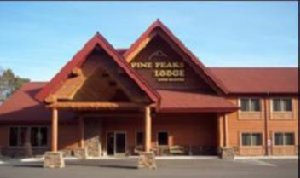 Exterior view - Pine Peaks Lodge & Suites Crosslake