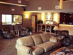 Lobby - Pine Peaks Lodge & Suites Crosslake