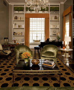Suite - Carlyle Hotel New York