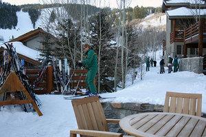Exterior view - Trails End Lodge Park City