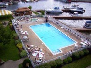 Pool - Riveredge Resort Hotel Alexandria Bay