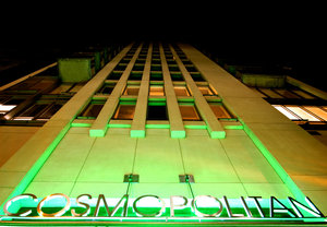 Exterior view - Executive Hotel Cosmopolitan Toronto