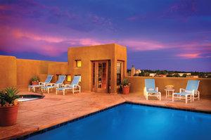 Pool - Eldorado Hotel Santa Fe