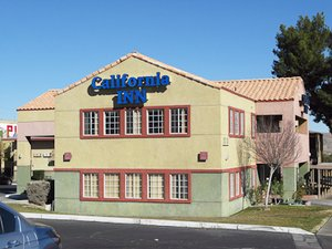 Exterior view - California Inn Barstow
