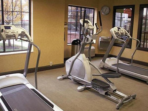 Fitness/ Exercise Room - Holiday Inn Express Hotel & Suites East Indianapolis