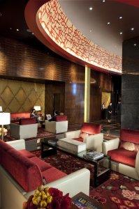 Lobby - Mandarin Oriental Hotel Las Vegas