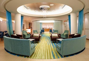 Lobby - SpringHill Suites by Marriott Orion Township